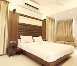 A/C Deluxe Single Room