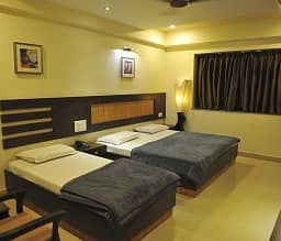 Super Deluxe 3 Bedded Room