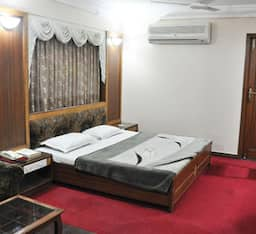 Super Deluxe A/C  Double Room