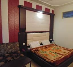 Double Bed Non AC Room