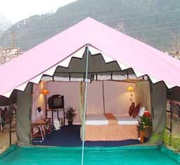 Super Luxery Camp
