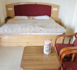 Double Bed Room with Breakfast