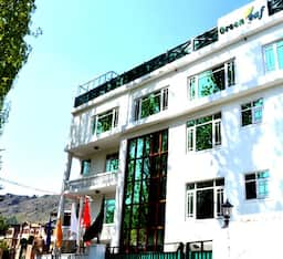 Hotel Green Leaf, Srinagar