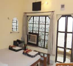 Double Super Deluxe AC Room With Balcony