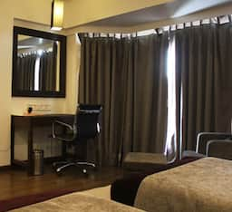 1 Bed Room Hall Non AC