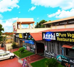Hotel Sai Atithi Resort