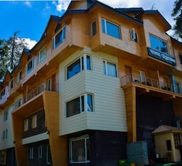 The Rosewood Hotel, Gulmarg