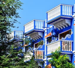 Hotel Mayflower Beach Resort