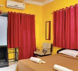 4 Bedded AC Apartment
