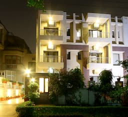 Hotel Enkay Residency M Block
