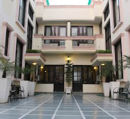 Hotel Enkay Residency V Block