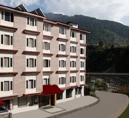 Hotel Angels Inn, Manali