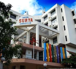 Hotel Surya Executive, Solapur