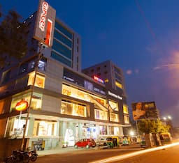 Ginger Hotel, Indore