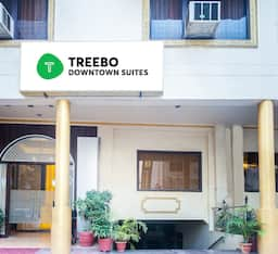 Hotel Treebo Downtown Suites