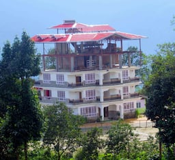 Hotel The Pelling Resort
