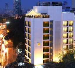 The Shalimar Hotel, Mumbai