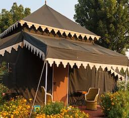 Hotel Orchard - A Luxury Tent House
