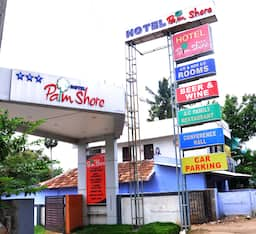 Hotel Palm Shore, Palakkad