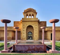 Hotel Jaisalmer Marriott Resort And Spa