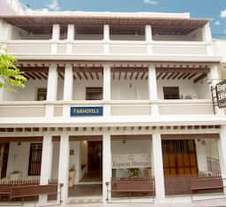 FabHotel Esparan Pondicherry, Pondicherry