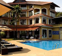 Hotel The Crown Goa