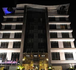 Hotel The Grand Solitaire - Secunderabad