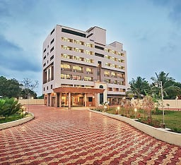 Hotel Karwar - Emerald Bay, A Sterling Holiday Resort