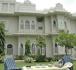 Hotel Pahuna Haveli , Udaipur
