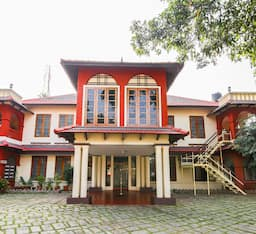 Hotel Treebo The Royal Heritage