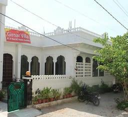 Hotel Girnar Villa , Udaipur