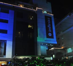 Hotel Infiniti (Wi-Fi Complimentary), Indore