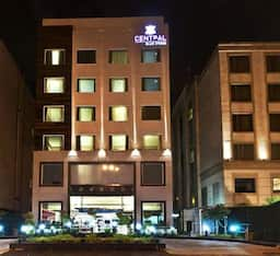 Hotel Central Blue Stone by Royal Orchid Hotels, Gurgaon