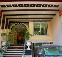 Hotel Royal Palm, Udaipur
