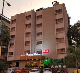 Hotel Princes Palace, Indore