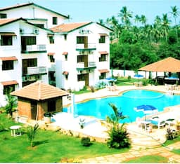 Hotel Blue Beach Resort Arpora
