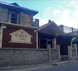 Monarch Hotel & Restaurant, Kalimpong