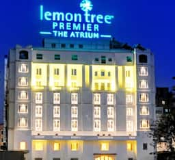 Hotel Lemon Tree Premier, The Atrium