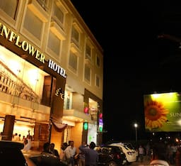 Sunflower Hotel, Mysore