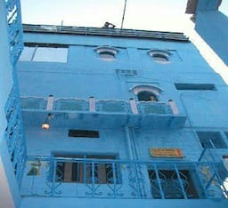 Hotel The Blue House