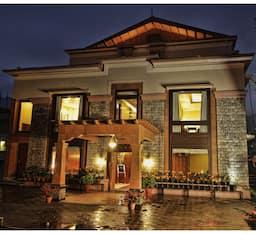 Hotel Suhim Portico, Gangtok