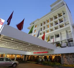 The International Hotel, Cochin