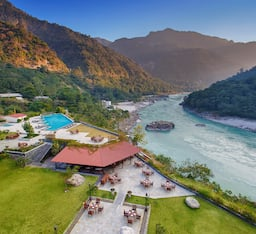 Hotel Aloha On The Ganges