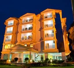 Hotel Colva Kinara, Goa