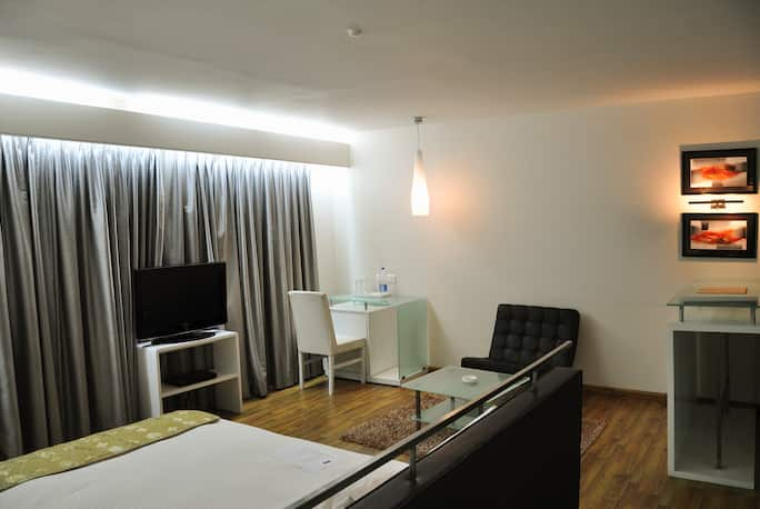 fea4d3bc052 St Laurn Suites in Pune - Book Room /night