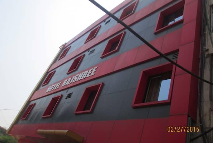 Hotel Rajshree in Bhilai - Book Room 1500/night
