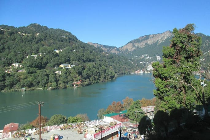 Hotel Welcome Park In Nainital Book Room 2400 Night