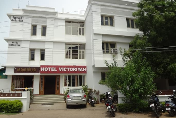 Hotel Victoriyah in Tanjore - Book Room 1200/night