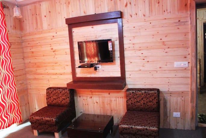 Hotel Snow Land Resort Mammar in Sonamarg - Book Room 5200/night