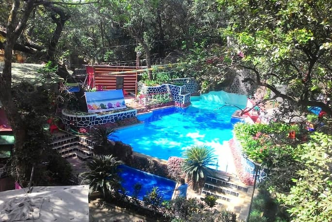 Horseland Hotel And Mountain Spa in Matheran - Book Room